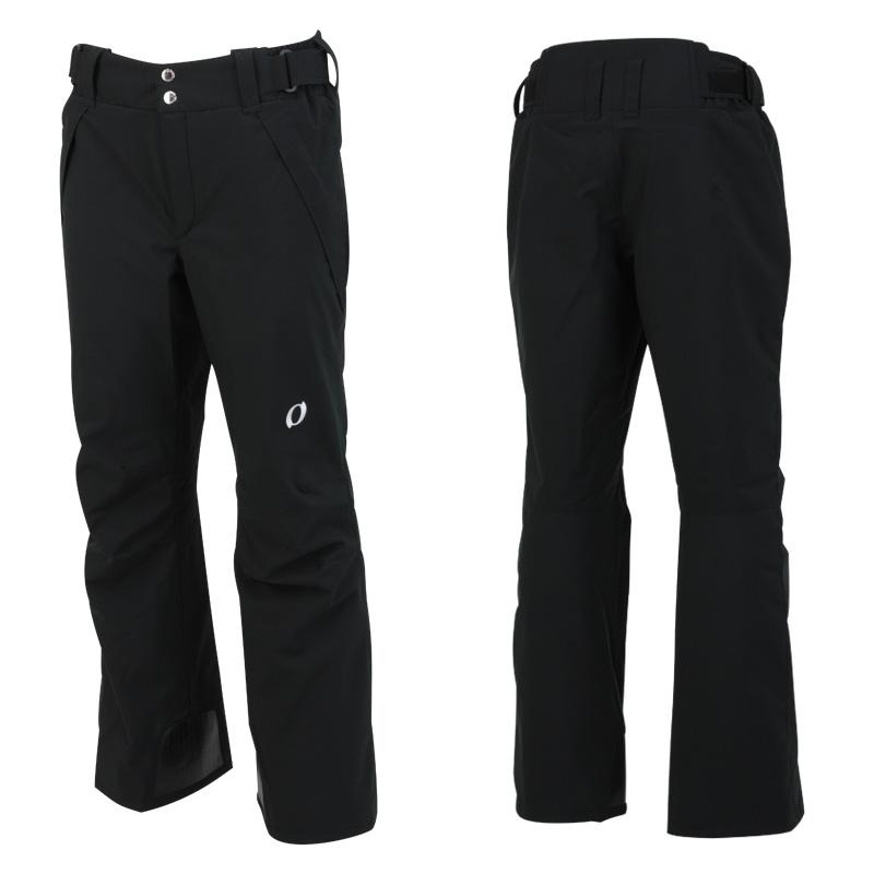 ONYONE(オンヨネ) OUTER PANTS (アウターパンツ)スキーパンツ ONP90400 009(BLACK) SS S M L O XO