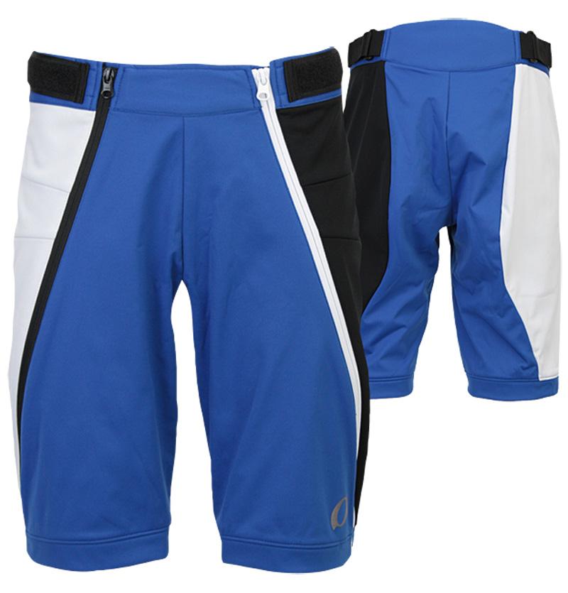 ONYONE(オンヨネ) SHORT PANTS レーシングショートパンツ ONP99083S 713x100R(BLUExWHITE)