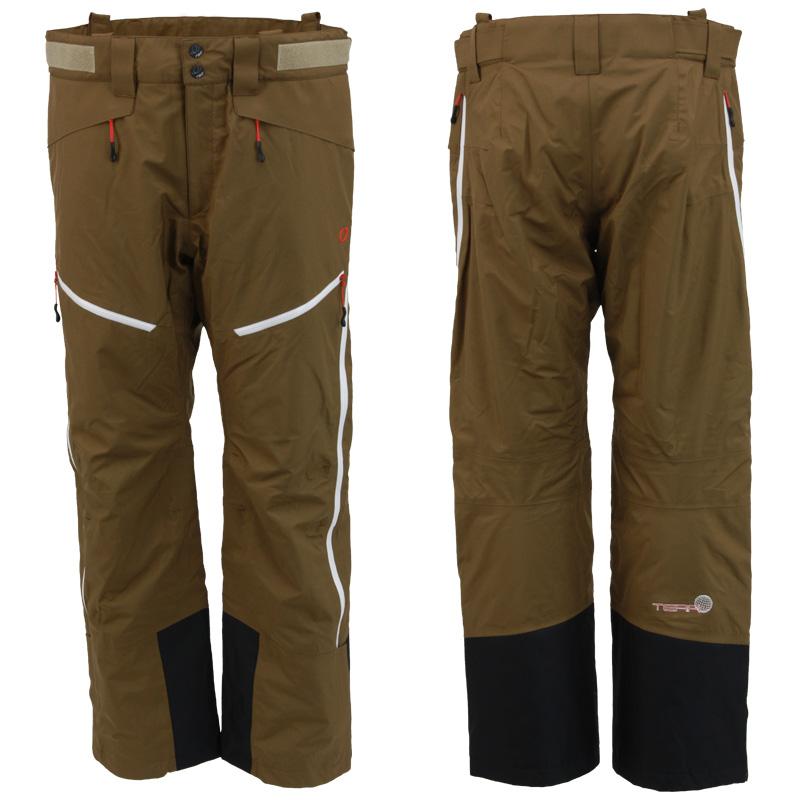 ONYONE(オンヨネ) TERAシリーズ SHELL PANTS シェルパンツ スキーパンツ ONP99150S 179(BROWN)