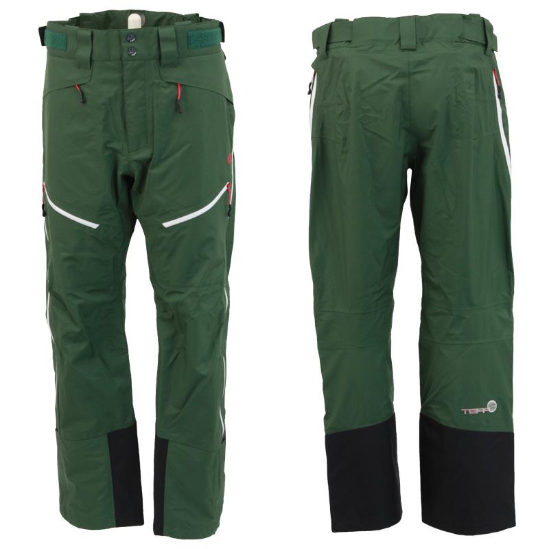 ONYONE(オンヨネ) TERAシリーズ SHELL PANTS シェルパンツ スキーパンツ ONP99150S 349(KHAKI)