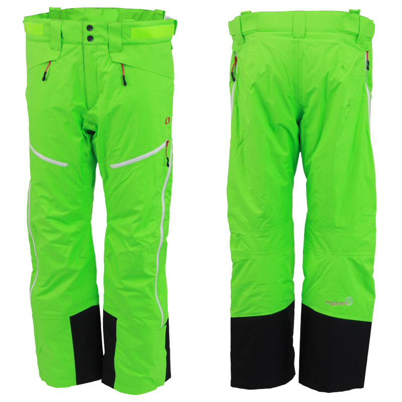 ONYONE(オンヨネ) TERAシリーズ SHELL PANTS シェルパンツ スキーパンツ ONP99150S F342(FGREEN)