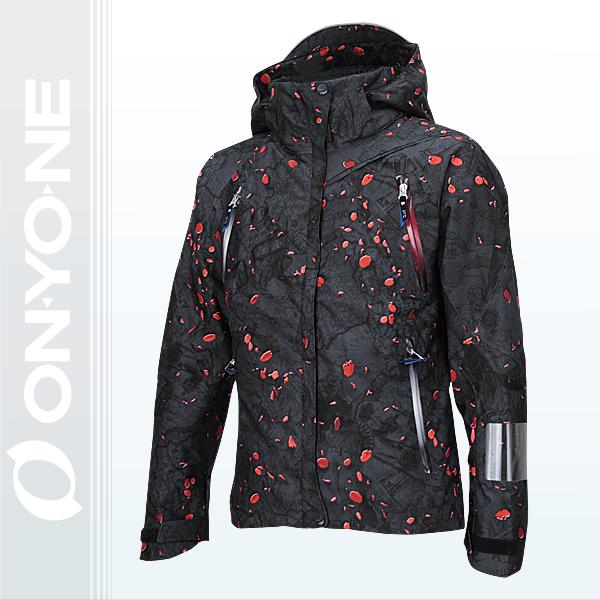 大人 レディース スキージャケット インターナショナルモデル ONYONE(オンヨネ) onj18020 009p(BLACK)