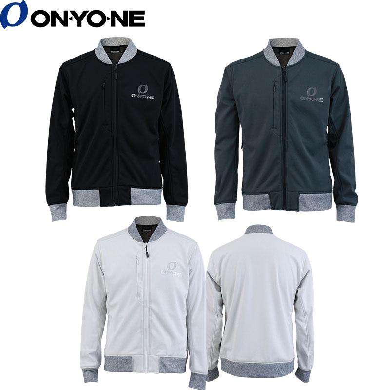ONYONE(オンヨネ) ONJ71090 Jr BONDING JACKET スキー ミドラー 防寒 GS