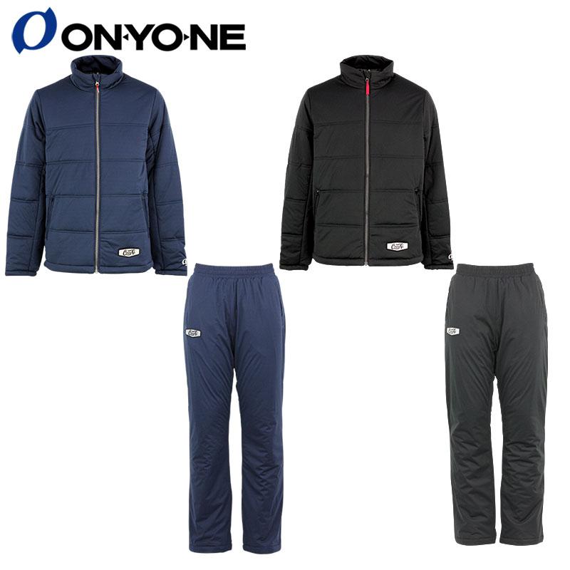 ONYONE(オンヨネ) OK99051-053 メンズ 中綿ウインドブレーカーセット 防寒