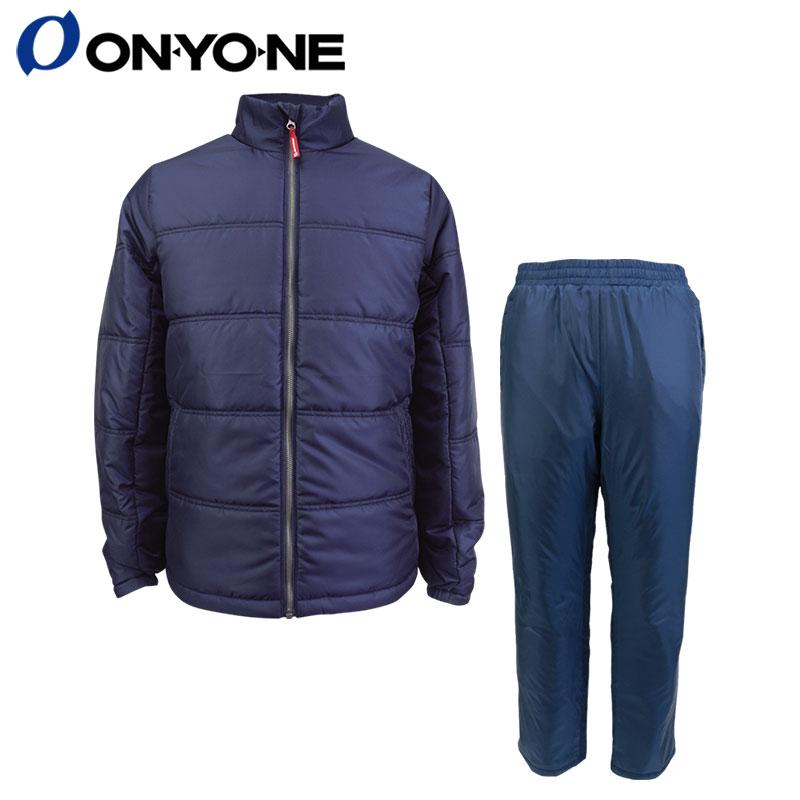 ONYONE(オンヨネ) OK99042-041 メンズ 中綿ウインドブレーカーセット 防寒