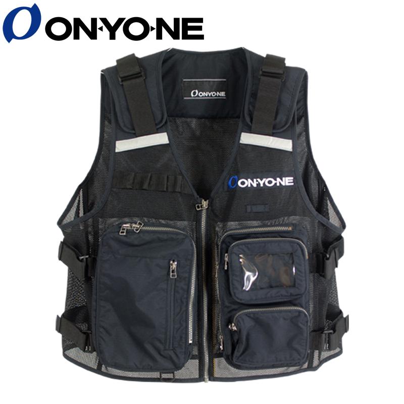 ONYONE(オンヨネ) ONV930WV WORK VEST スキー ベスト コーチ用