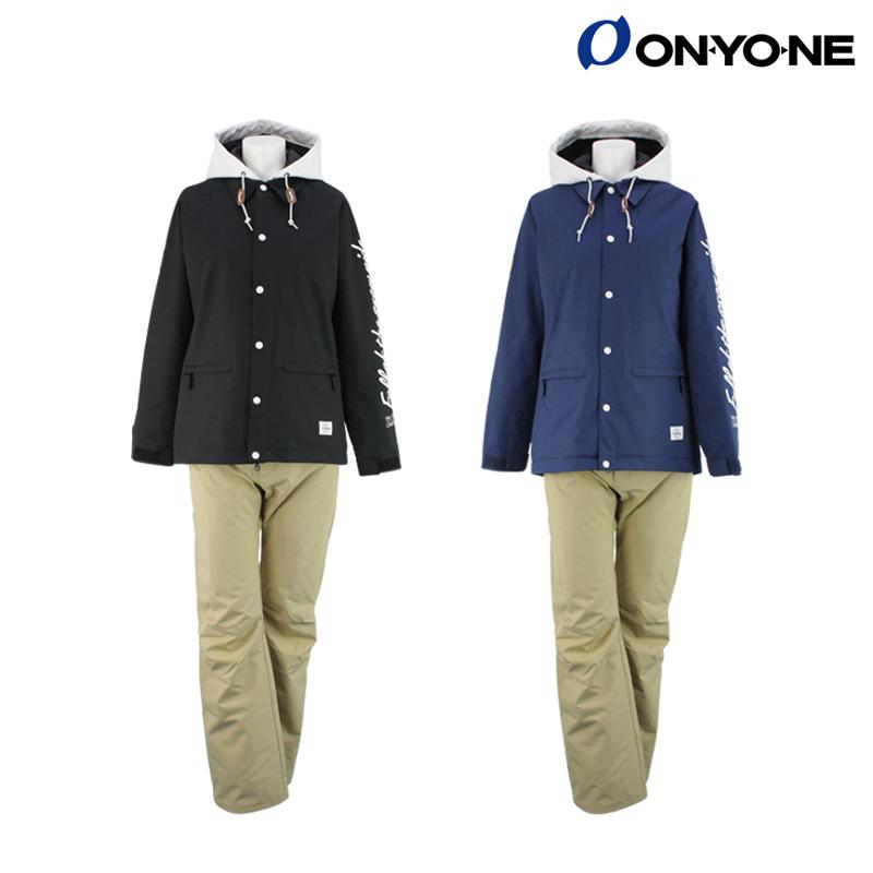 ONYONE(オンヨネ) OTS82201S ONETHREE LADIES SUIT ボードウェア 上下セット
