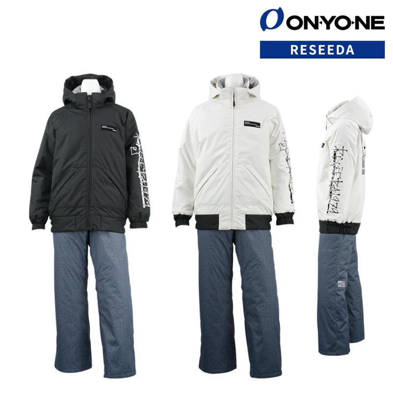 ★普通便で送料無料★ONYONE(オンヨネ) RES72102 スキーウェア ボーイズ ジュニア 上下セット 130 140 150 160サイズ