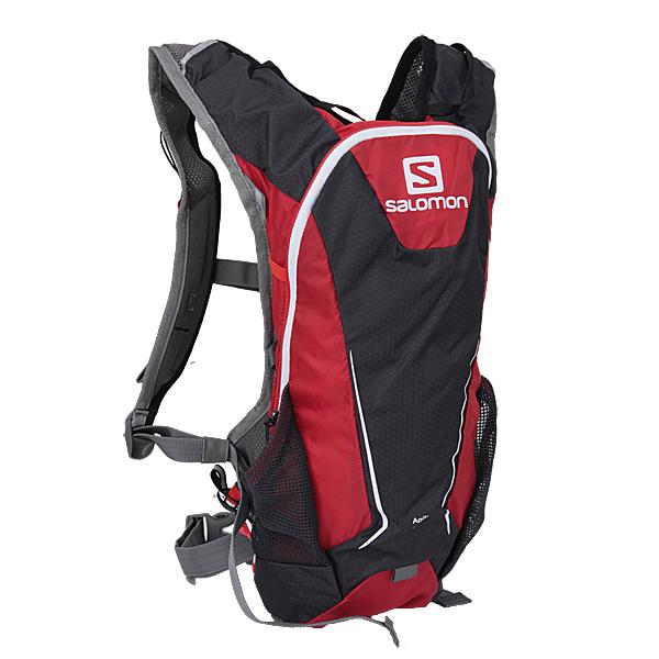 SALOMON(萨洛蒙)ajairu 7 BAG1407S L32915100(BRIGHT RED/ASPHALT/WHITE)