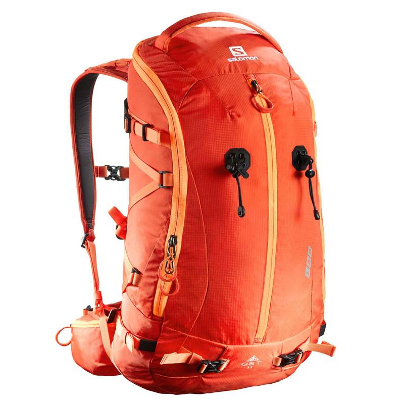 【SALOMON】 S-LAB QST 35 LAVA ORANGE 35L バックパック BAG1601 L38231300(ORANGE)