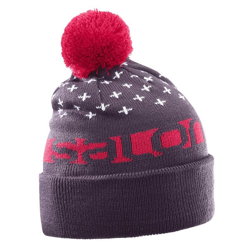 L39509300 MAVERICK (mer Berwick) for SALOMON (Salomon) FREE BEANIE beanie  ski snowboarding knit hat cold protection adult d82c63a44e6