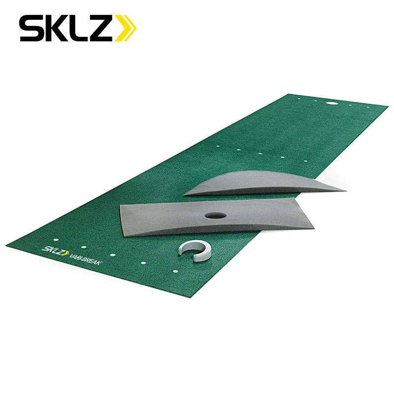 SKLZ(スキルズ) 000819 ゴルフ パッティングマット バリブレイク VARI BREAK