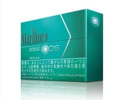 400sticks iQOS MENTHOL 海外販売専用商品 日本国内配送不可