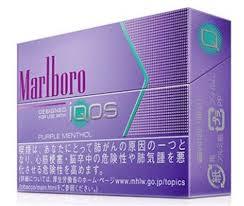 iQOS Purple menthol 500円 :10 + snus 950円 :6