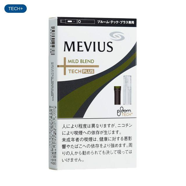 MEVIUS Mild Blend for Ploom TECH PLUS メビウス・マイルド・ブレンド・フォー・プルーム・テック・プラス 500yen:4+snus 950yen:4