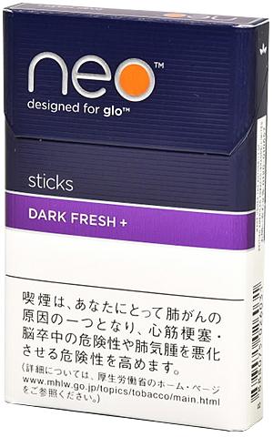 200sticks glo NEO DarkFresh plus 海外販売専用商品 日本国内配送不可 international delivery available