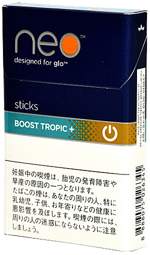 200sticks glo NEO Boost Tropical plus +snus 950円 :4
