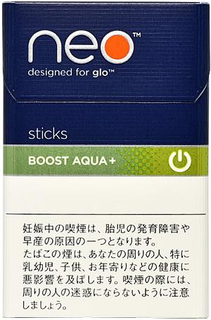 200sticks glo NEO Boost aqua plus +snus 950円 :4