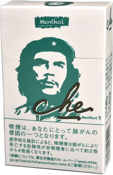 200 sticks Che one menthol 海外販売専用商品 日本国内配送不可