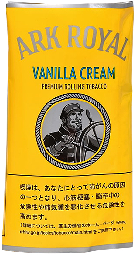 Rolling Ark royal vanilla cream 30g:5 海外販売専用商品 日本国内配送不可