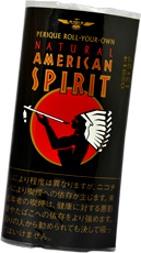 Rolling Natural American spirit Perique blend 40g:6  海外販売専用商品 日本国内配送不可