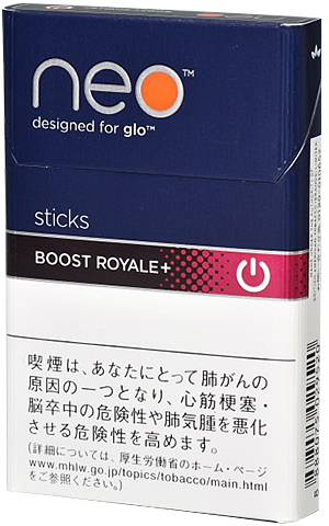 200sticks glo NEO Boost Royal plus+snus 950円 :4