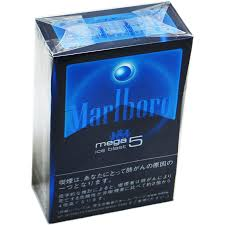 10packs Marlboro Ice Blast Mega 5 海外販売専用商品 日本国内配送不可 international delivery available