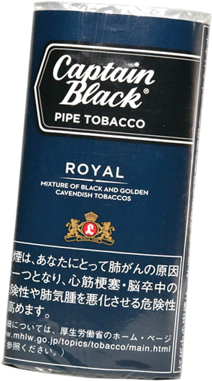 6packs Captain Black Royal 海外販売専用商品 日本国内配送不可 international delivery available