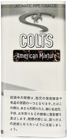 5packs Colts American Mixture 海外販売専用商品 日本国内配送不可 international delivery available