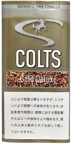 5packs Colts Gold Deluxe 海外販売専用商品 日本国内配送不可 international delivery available