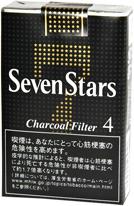 10packs Seven Stars 4 海外販売専用商品 日本国内配送不可 international delivery available