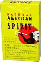 10packs Natural American spirit Organic mint One 海外販売専用商品 日本国内配送不可 international delivery available