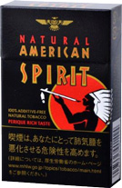10packs Natural American spirit PERIQUE Box 海外販売専用商品 日本国内配送不可 international delivery available
