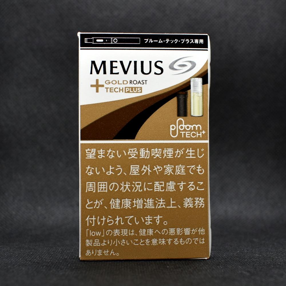 MEVIUS Ploom TECH PLUS メビウス・ゴールド・ロースト・プルーム・テック・プラス 500yen:4+snus 950yen:4