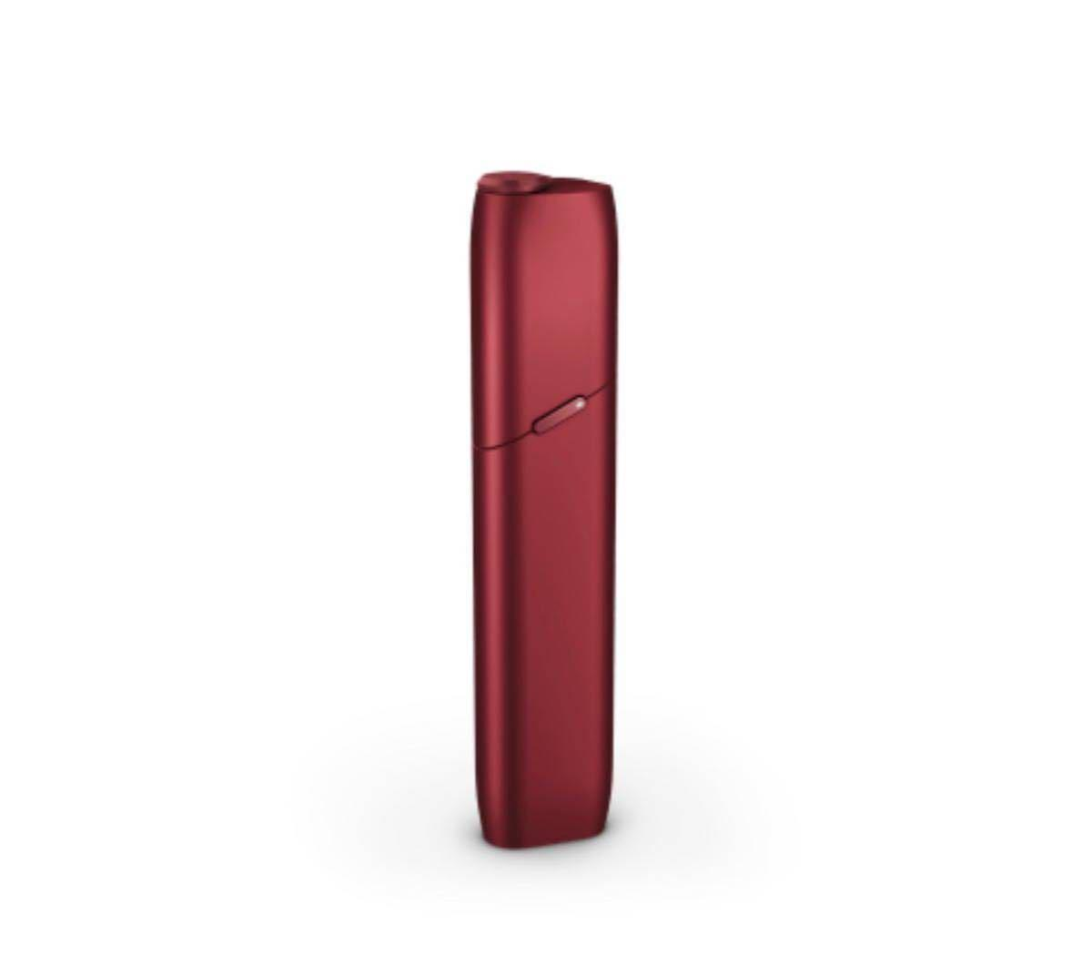iQOS 3 MULTI Red,Can send it out a country Australia New Zealand Taiwan Hong Kong,Indonesia,Philippines,