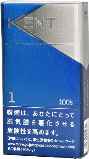 international delivery available,10packs KENT 1 100 Box 海外販売専用商品 日本国内配送不可