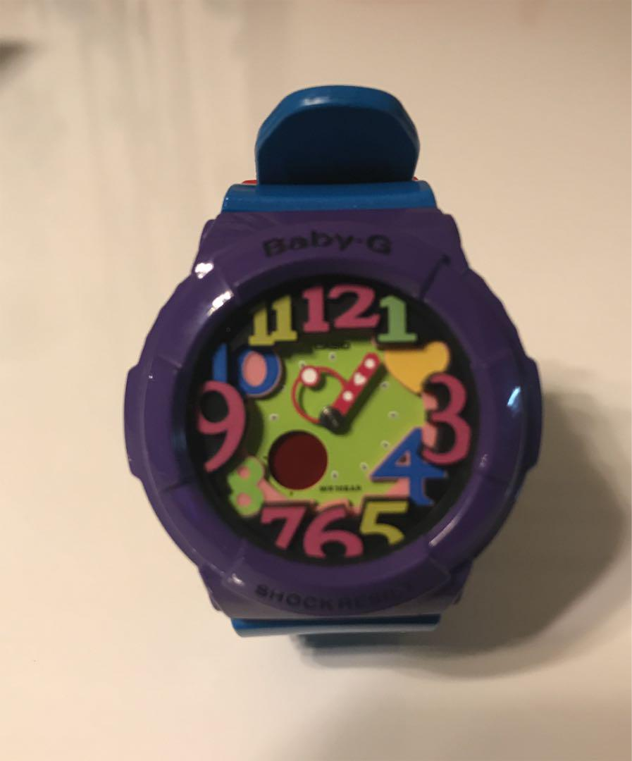 international delivery available,second-hand CASIO G-SHOCK  Baby-G