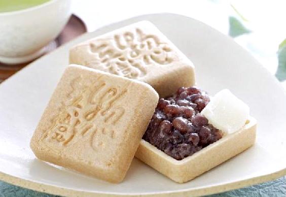 もちもちした食感と小豆の風味が生きた求肥 お餅 大特価!! 入り最中です 代表銘菓 もなか 最中 セール商品 惣兵衛 モナカ