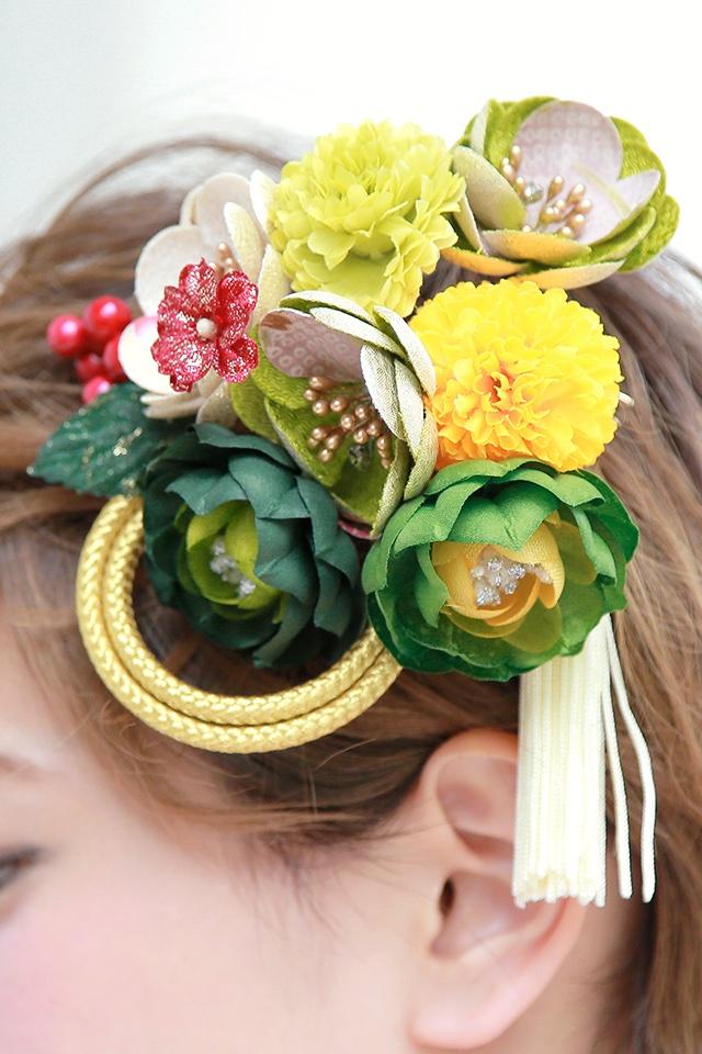 SOUBIEN | Rakuten Global Market: Ornament two points set green ...