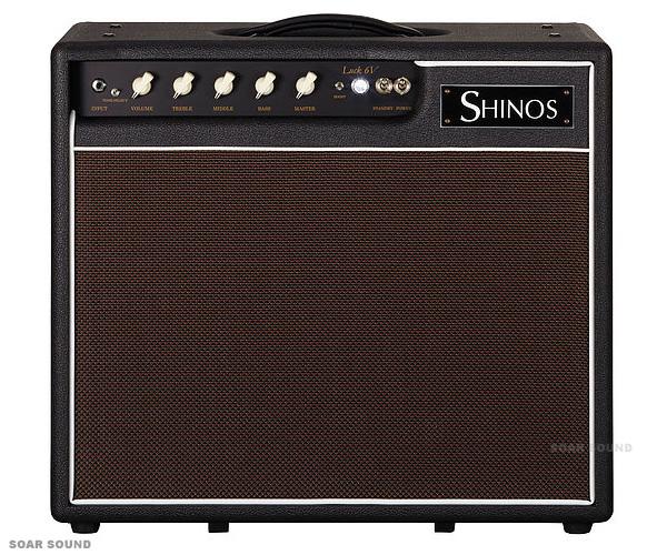 SHINOS シノーズアンプ 40W SHI-LUCK6VN ギターアンプ