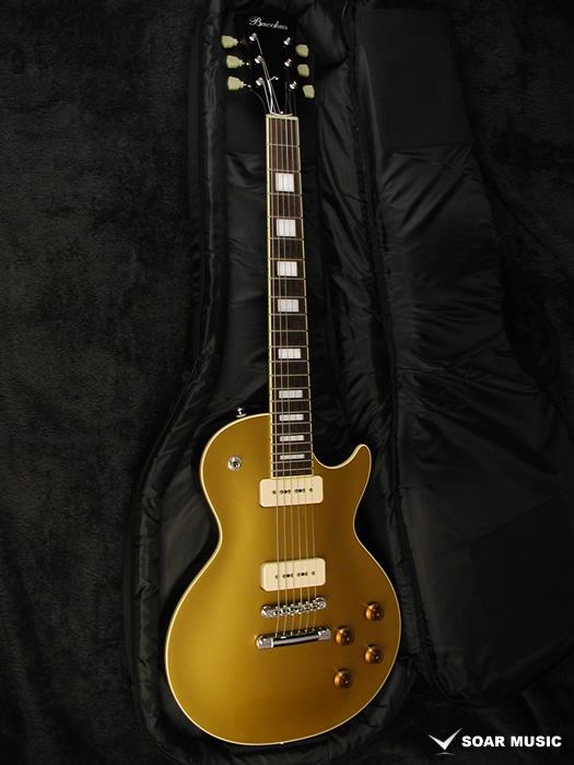 限定価格セール! Bacchus バッカス エレキギター 国産 ハンドメイドシリーズ MASTER レスポールタイプ DUKE 日本製 MASTER GT ゴールドトップ エレキギター 日本製, 芦別市:c8b53bbe --- dou42magadan.ru