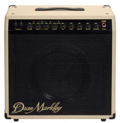 【新品・展示品特価】 Dean Markley CD60 Reissue ディーン・マークレイ ギター・アンプ コンボタイプ オールチューブ 60W 正規輸入品