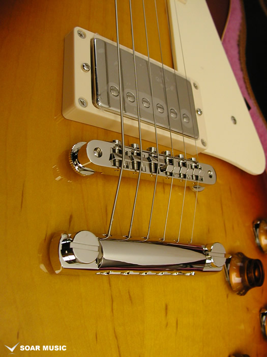 桃濑 (妈妈) Les Paul 电吉他 MLS1-STD2/R 功能界别