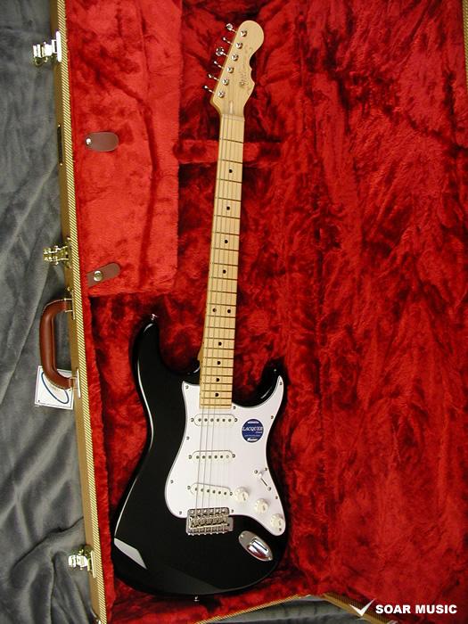 エレキギター Momose(モモセ)ストラトタイプ BLK MC1-STD/M