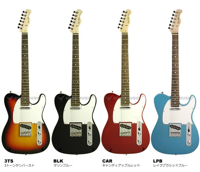 【安心の初期調整済・送料無料!】 Bacchus(バッカス)  BTC-1 テレキャスターカスタムタイプ エレキギター