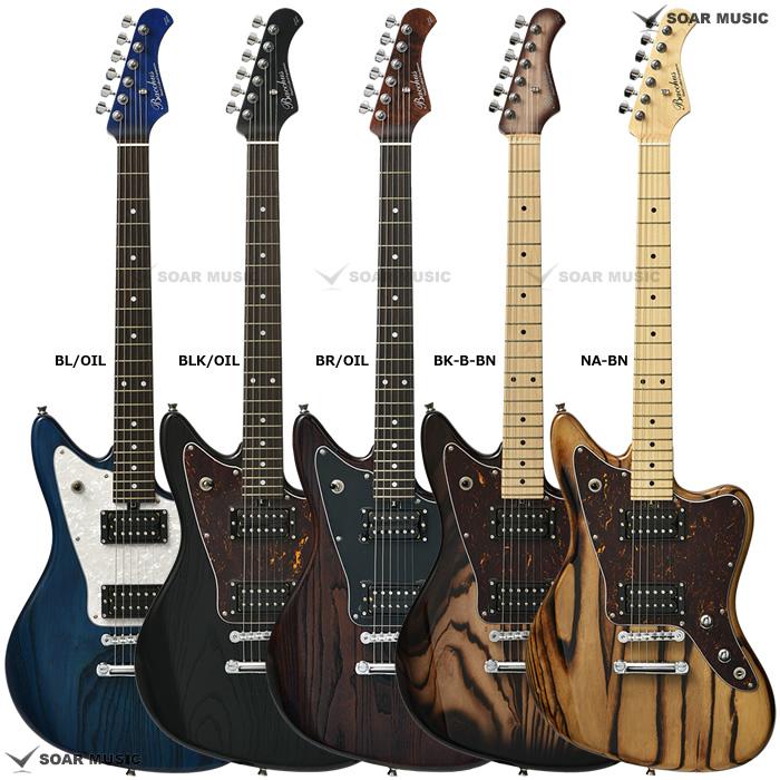 WINDY DX ASH / Bacchus バッカス グローバルシリーズ エレキギター
