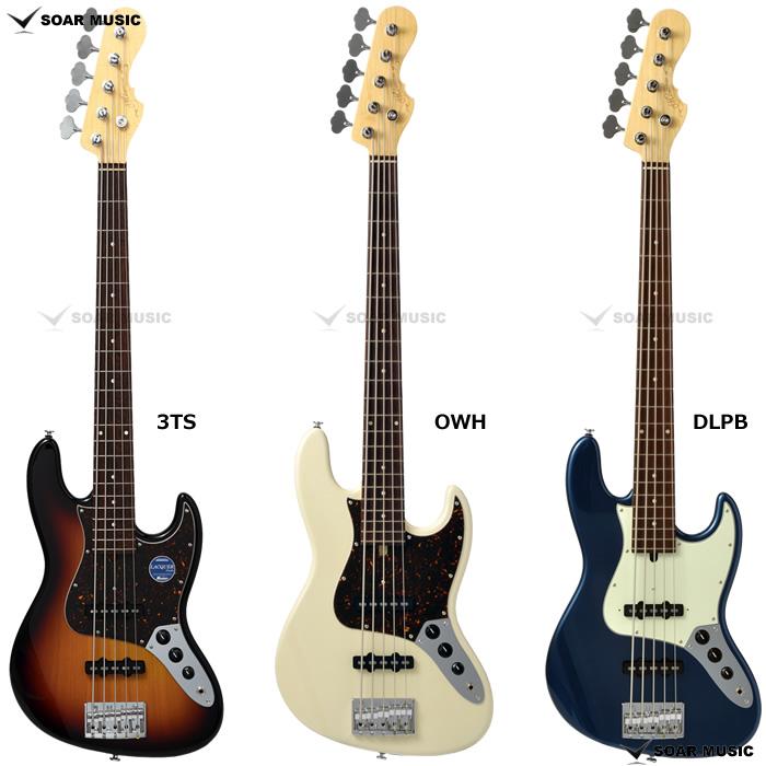 momose MJ-Five1-STD/NJ モモセ エレキベース 国産 ハンドメイド 5弦ベース ジャズベースタイプ