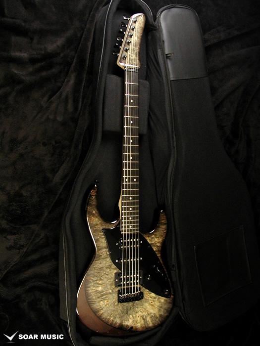 James Tyler Guitars Design HSH #JTD0004 (STR)ジェームスタイラーギターデザイン エレキギター ブラックバースト 国産 ジャパンモデル