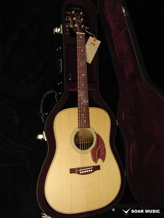 Headway ヘッドウェイ HW-ATB HD-SAKURA DX3 NA 飛鳥チームビルド製作 アコースティックギター アコギ 日本製