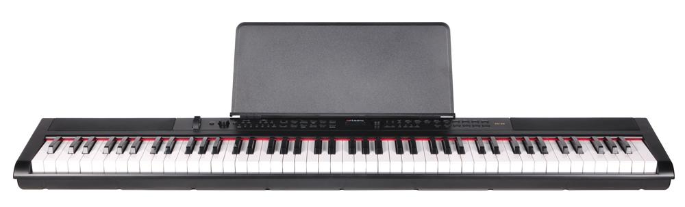 ARTESIA 88鍵盤 デジタルピアノ PE-88 / BK ブラック 電子ピアノ 黒色
